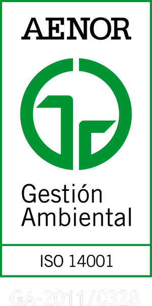 AENOR Gestión ambiental. This link will open in a pop-up window.